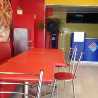 Photo taken at Domino's Pizza by Demetri P. on 6/12/2012