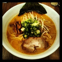 Photo taken at Ren's Ramen by Nathan on 6/29/2012