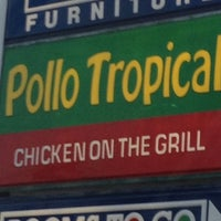 Photo taken at Pollo Tropical by Miss L. on 4/12/2012