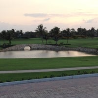 Photo taken at BallenIsles Country Club by Travis on 5/12/2012