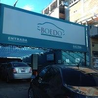 Photo taken at Lavadero Artesanal Boedo by Sir Chandler on 6/16/2012
