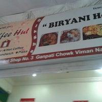 Photo taken at Diksha Coffee Hut by Sahil K. on 7/15/2012
