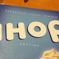 Photo taken at IHOP by Boreum J. on 4/3/2012