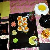 "Photo taken at ""Gold - Cafe"" Restorāns by Leonids M. on 3/23/2012"