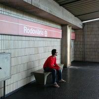 Photo taken at Terminal Integrado de Passageiros (TIP) by Wagner L. on 8/12/2012