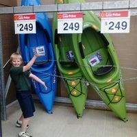 Photo taken at Walmart Supercenter by Josh M. on 4/12/2012
