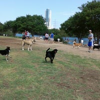 Photo taken at Lady Bird Lake Under S First St Bridge by Kerrie P. on 9/8/2012