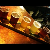 Photo taken at Schmohz Brewing Co. by Jason L. on 6/28/2012