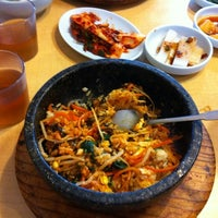Photo taken at Convoy Tofu House by Robert M. on 2/27/2012