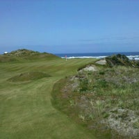 Photo taken at Bandon Dunes Golf Resort by Mike G. on 5/17/2012