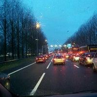 Photo taken at A12 (12, Reeuwijk) by vloetje on 2/14/2012