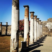 Photo taken at Area Archeologica di Pompei by Alan K. on 7/16/2012