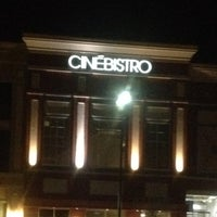 Photo taken at CinéBistro at Peninsula Town Center by Cliff 👽 H. on 2/26/2012