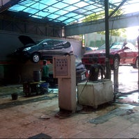 Photo taken at Konjaya One Stop Service Station by Suria I. on 8/5/2012