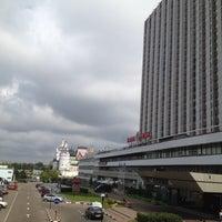 Photo taken at VEGA Izmailovo Hotel by Konstantin on 8/18/2012