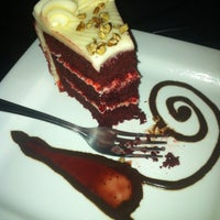 Photo taken at Crave Dessert Bar by Cameron B. on 3/11/2012