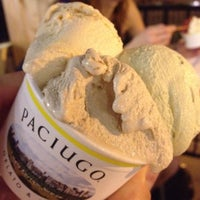 Photo taken at Paciugo Gelato by Randy B. on 8/26/2012