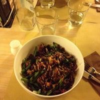 Photo taken at Omelette & Baguette by tommaso s. on 2/23/2012