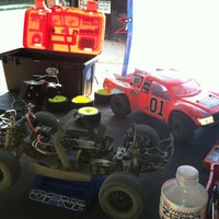 Photo taken at Orange County RC Track by Wally P. on 5/23/2012