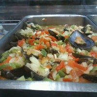 Photo taken at Restaurante Hermanos Maté Cantespino by Clara G. on 2/19/2012