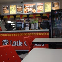 Photo taken at Little Caesars Pizza by Juan Carlos O. on 3/24/2012