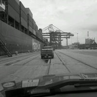 Photo taken at North Charleston Terminal State Ports by Paul B. on 6/13/2012