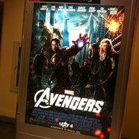 Photo taken at AMC Loews Kips Bay 15 by Cristina F. on 5/17/2012