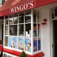 Photo taken at Wingo's by Denis V. on 4/14/2012