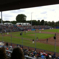 Photo taken at Pim Mulier Baseball Stadium by Gerard S. on 7/19/2012