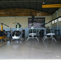 Photo taken at Helitec Taxi Aereo by Stefan S. on 8/30/2012