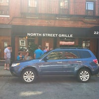 Photo taken at North Street Grille by Deana R. on 8/26/2012