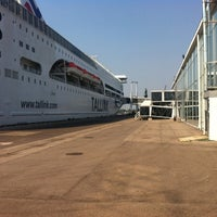 Photo taken at M/S ROMANTIKA | Tallink Ferry by Vlad on 7/29/2012