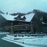Photo taken at Westgate Smoky Mountain Resort & Spa by Dustin F. on 4/28/2012