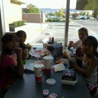 Photo taken at Carl's Jr. by Bryan A. on 7/16/2012