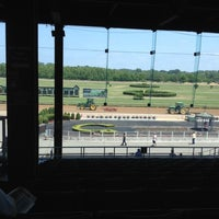 Photo taken at Harrah's Louisiana Downs by Sara on 5/5/2012