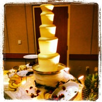 Photo taken at Amor Chocolate Fountains by Chevelle C. on 7/21/2012
