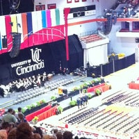 Photo taken at Fifth Third Arena | Myrl H Shoemaker Center by Emily C. on 6/9/2012