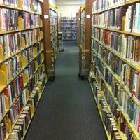 Photo taken at Santa Cruz Public Libraries Downtown Branch by Jesse W. on 6/19/2012
