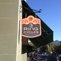 Photo taken at 3 Ring Cycles by Brad M. on 7/25/2012