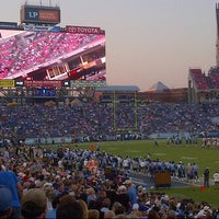 Photo taken at Nissan Stadium by Mark B. on 8/24/2012
