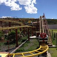 Photo taken at Parque Bicentenario Querétaro by Reyna M. on 4/6/2012