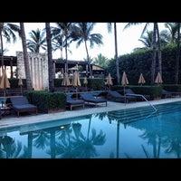 Photo taken at The Setai Miami Beach by Diego N. on 5/29/2012