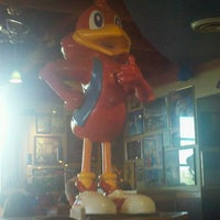 Photo taken at Red Robin Gourmet Burgers by Nichelle M. on 5/20/2012