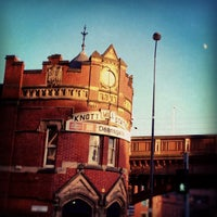Photo taken at Deansgate Railway Station (DGT) by Rika O. on 6/28/2012