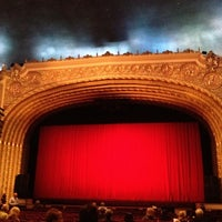 Photo taken at Orpheum Theater by Elyse G. on 4/1/2012