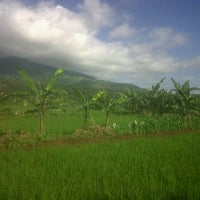 Photo taken at Cigombong by hendra a. on 2/12/2012