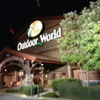 Photo taken at Bass Pro Shops by Ryan G. on 6/23/2012