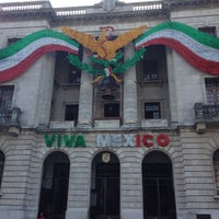 Photo taken at Plaza De Armas by Ce$aR T. on 9/6/2012