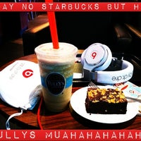 Photo taken at Tully's Coffee by Gregoryxavier C. on 3/30/2012