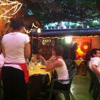 Photo taken at Osteria del Sole by Giorgia S. on 6/30/2012